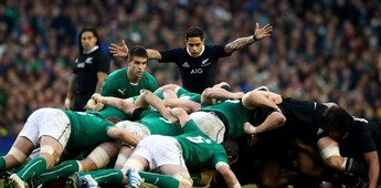 Irlanda - All Blacks, un test cat o finala de Cupa Mondiala